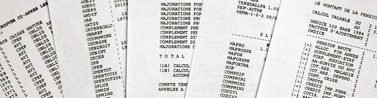Calcul Du Montant De La Pension Cnap